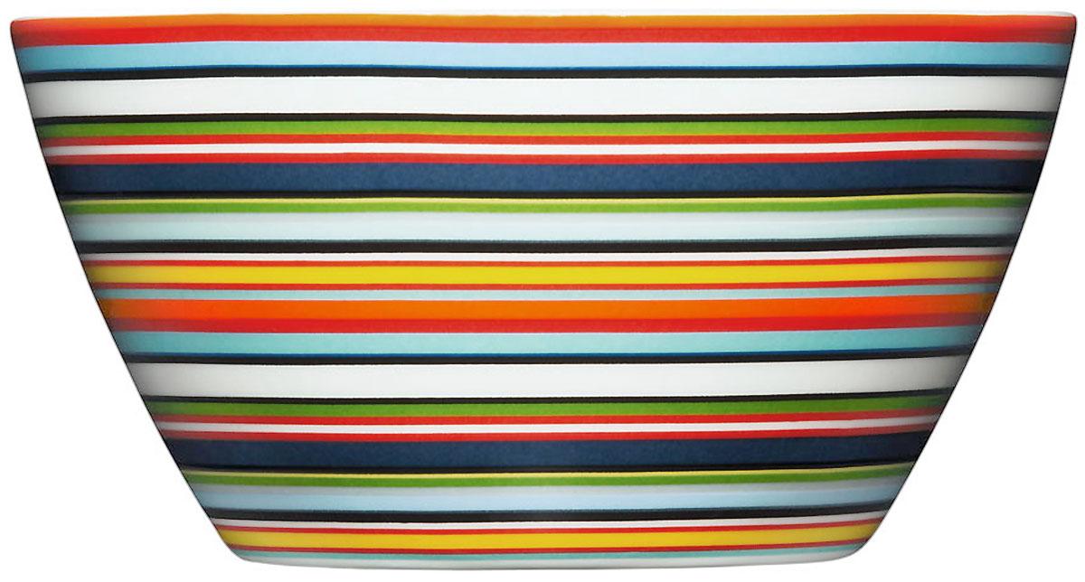 Чаша Iittala Origo, 500 мл1011823Чаша Iittala Origo выполнена из качественного жароустойчивого прочного фарфора. Чаша имеет яркий дизайн, поэтому будет стильно выглядеть на любой кухне. Можно мыть в посудомоечной машине.Объем:: 500 мл.