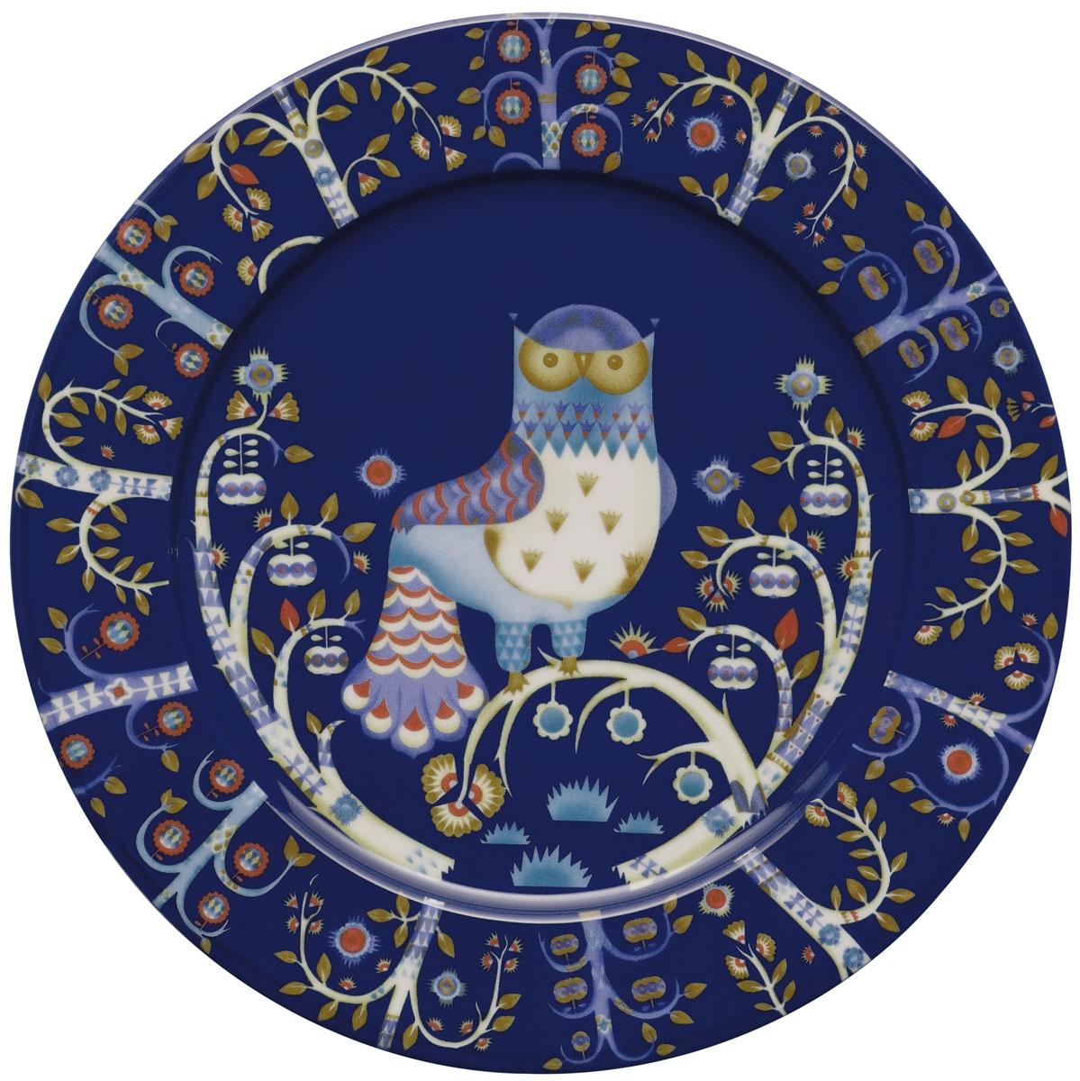 Тарелка Iittala Taika, диаметр 30 см1012438Тарелка Iittala Taika выполнена из качественного жароустойчивого прочного фарфора с долговечным стекловидным эмалевым покрытием.Можно мыть в посудомоечной машине.