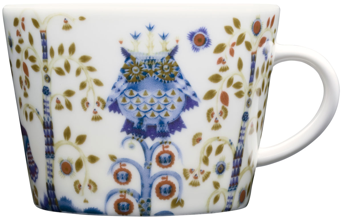 Чашка кофейная Iittala Taika, 200 мл1012469Кофейная чашка Iittala Taika выполнена из качественного жароустойчивого прочного фарфора. Чашка имеет яркий дизайн, поэтому будет стильно выглядеть на любой кухне. Можно мыть в посудомоечной машине.Объем: 200 мл.