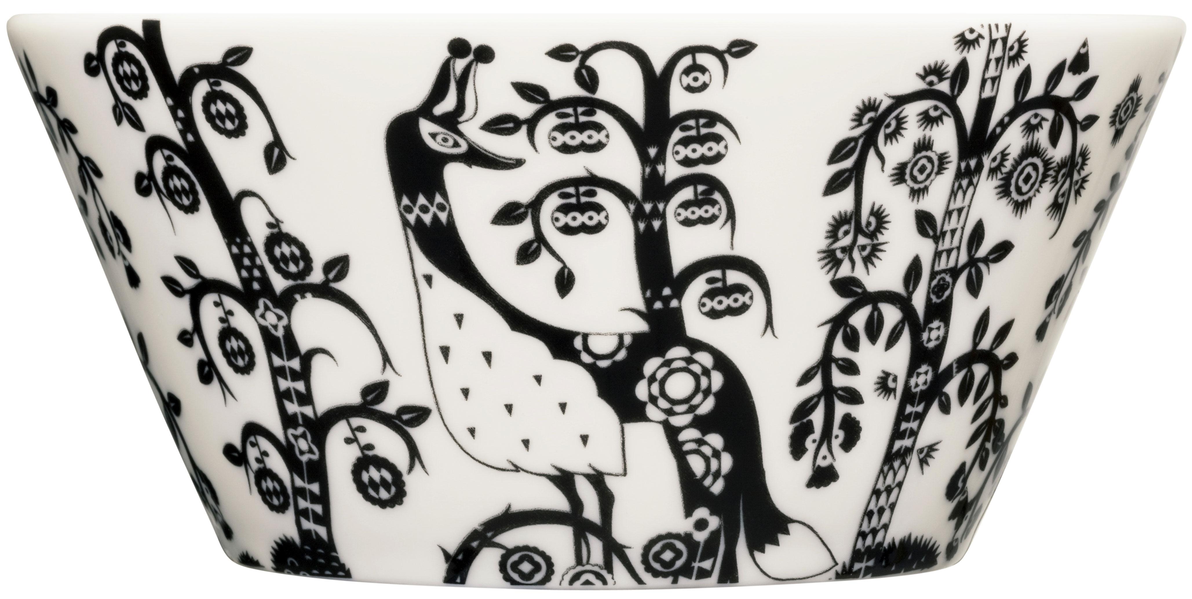 Чаша Iittala Taika, цвет: черный, 0,6 л1012504Чаша Iittala Taika выполнена из качественного жароустойчивого прочного фарфора. Чаша имеетстильный дизайн, поэтому сможет украсить любую кухню. Можно мыть в посудомоечной машине.Объем: 0,6 л.
