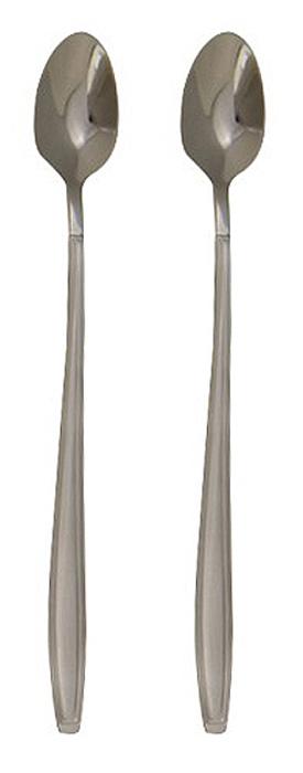 Набор ложек коктейльных Regent Inox Euro, 2 шт93-CU-EU-16.2Коктейльная ложка Regent Inox Euro выполнена из высококачественной нержавеющей стали с зеркальной полировкой. В комплекте - 2 ложки. Коктейльная ложка Regent Inox Euro, используется для приготовления самых различных коктейлей. С ее помощью очень просто отмерить необходимое количество сиропа или ликера. Она также предназначена для перемешивания коктейлей. Ложка имеет длинную ручку, что позволяет работать с напитками в глубоких стаканах и узким горлышком. Кроме того, ее можно использовать для создания многослойных коктейлей. Характеристики:Материал: нержавеющая сталь 18/10. Комплектация: 2 шт. Длина ложки: 20,5 см. Размер упаковки: 27 см х 5,5 см х 0,5 см. Артикул: 93-CU-EU-16.2.