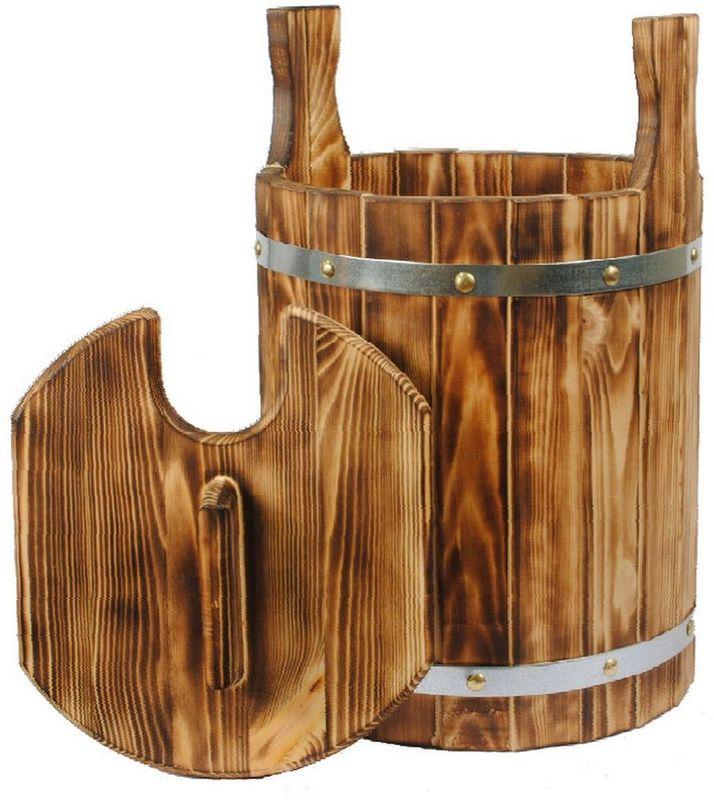 Запарник Доктор Баня Викинг, 11 л905790Запарник Доктор Баня, изготовленный из дерева, доставит вам настоящее удовольствие от банной процедуры. При запаривании веник обретает свою природную силу и сохраняет полезные свойства. Корпус запарника состоит из металлических обручей стянутых клепками. Для более удобного использования запарник имеет по бокам две небольшие ручки. Также запарник оснащен крышкой с ручкой и отверстием для ковша. Интересная штука - баня. Место, где одинаково хорошо и в компании, и в одиночестве. Перекресток, казалось бы, разных направлений - общение и здоровье. Приятное и полезное. И всегда в позитиве.