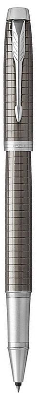 Parker Ручка-роллер IM Premium Dark Espresso Ciselled CT ручка parker im premium dark espresso ciselled ct 1931682