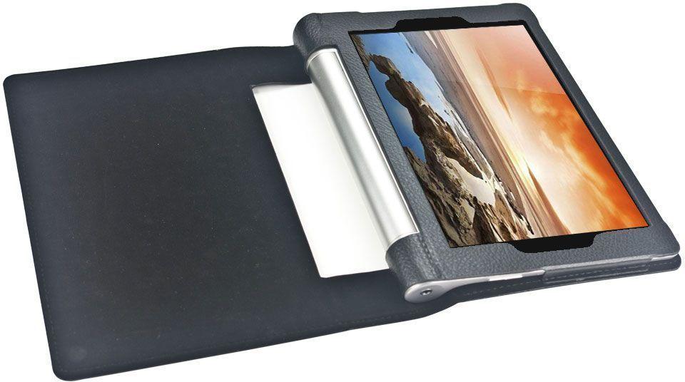 IT Baggage чехол для Lenovo Yoga Tablet 10 X50, BlackITLNYT310-1Чехол для планшета IT Baggage из искусственной кожи надежно защищает планшет от случайных ударов и царапин, а так же от внешних воздействий, грязи, пыли и брызг. Крышка используется как подставка под устройство. Чехол обеспечивает свободный доступ ко всем функциональным кнопкам.