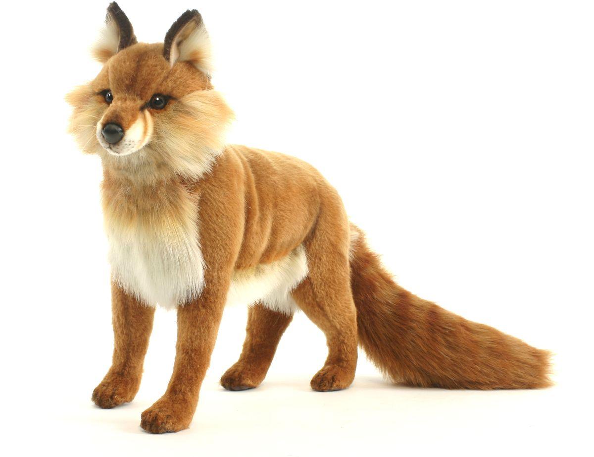 Hansa Мягкая игрушка Лисица цвет рыжий 40 см - Мягкие игрушки