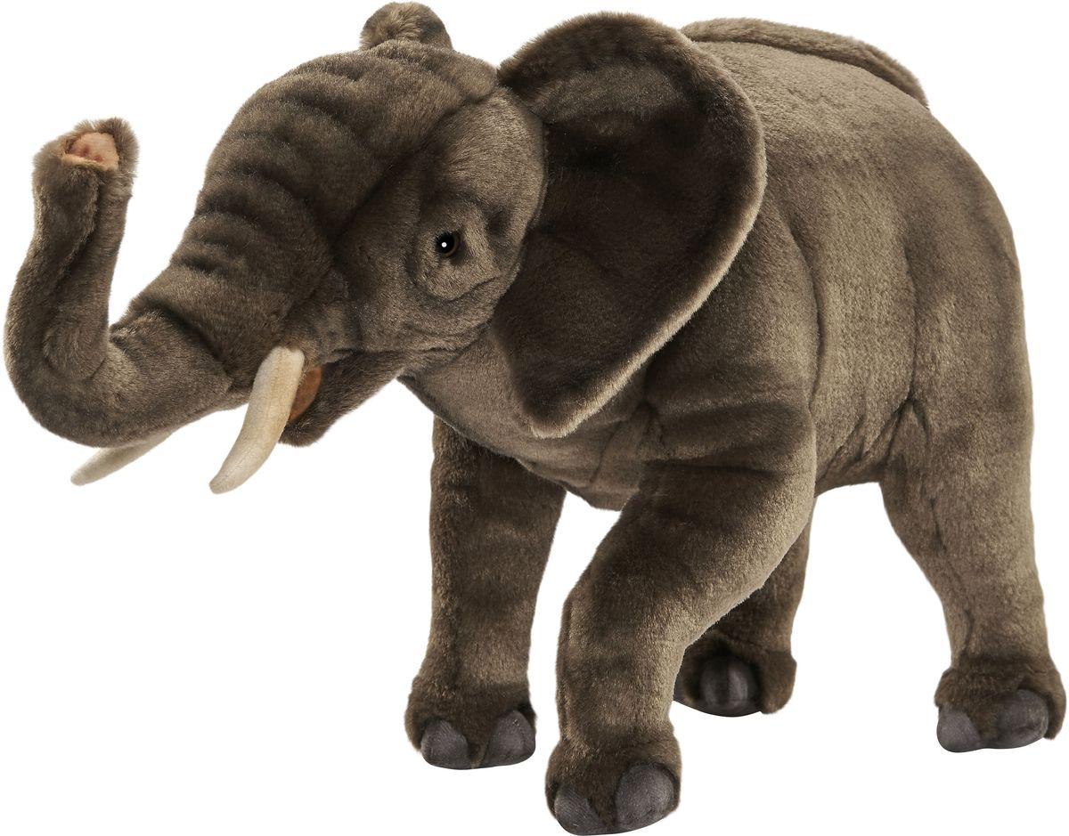 Hansa Мягкая игрушка Слоненок 42 см - Мягкие игрушки