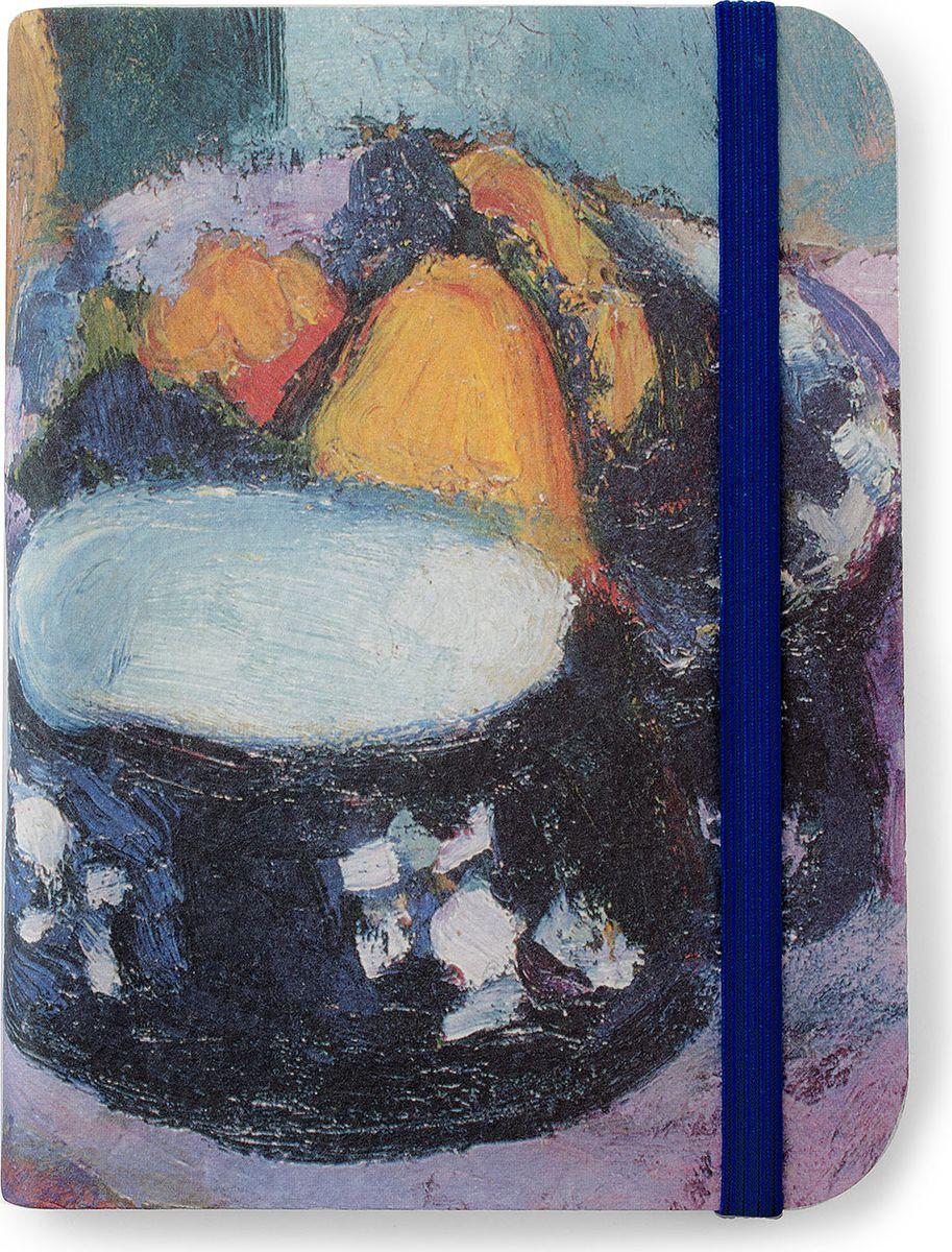Власта Записная книжка Посуда и фрукты 240 листовФК-Э-09-752Записная книжка от Власта Посуда и фрукты - на обложке скетчбука - фрагмент картины. Вся картина (без фрагментирования) представлена на форзаце. Под картиной указаны ее название, имя художника и название музея, в котором хранится произведение. Сзади (на нахзаце) карманчик для мелочей. В нем разлинованный листок, который нужно подкладывать под страничку при письме. На форзаце есть место для вписывания имени владельца книжки.