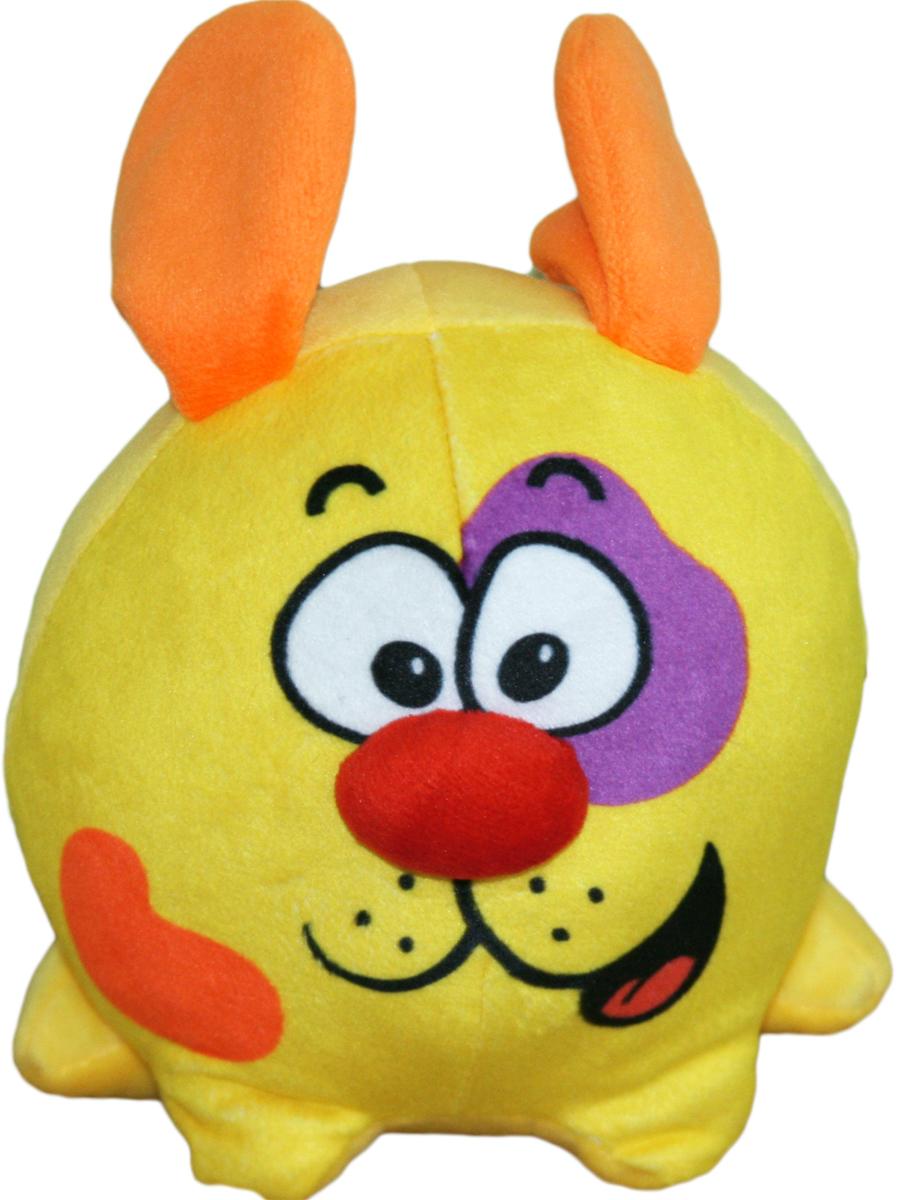 СмолТойс Мягкая игрушка Щенок Кругляш 11 см