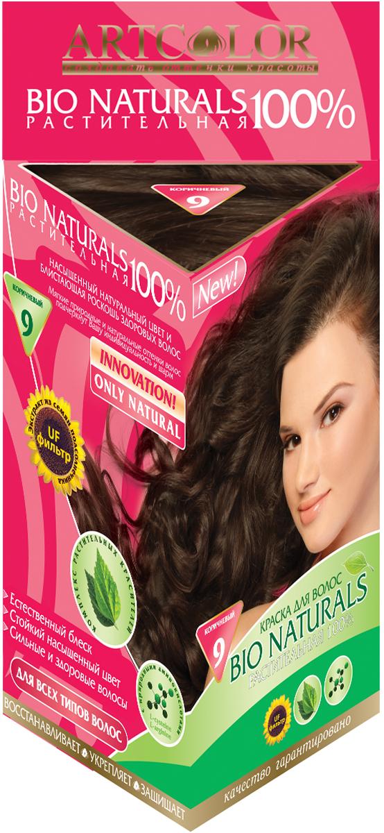 Артколор Bio Naturals 100% краска растительная, тон Коричневый, 50 г10137Стойкая растительная краска для всех типов волос • НАСЫЩЕННЫЙ НАТУРАЛЬНЫЙ ЦВЕТ и БЛИСТАЮЩАЯ РОСКОШЬ ЗДОРОВЫХ ВОЛОС • Мягкие природные и натуральные оттенки волос подчеркнут Вашу индивидуальность и шарм. • Естественный блеск • Стойкий насыщенный цвет • Сильные и здоровые волосы. Восстанавливает – Укрепляет – ЗащищаетСодержит только растительные и минеральные компоненты. 10 натуральных блистающих оттенков Текст под пиктограммами: придаёт естественный блеск, кондиционирует и улучшает структуру, устраняет перхоть, увеличивает объём волос, укрепляет корни волос.КРАСЬТЕ ВОЛОСЫ НА ЗДОРОВЬЕ! Если Вы цените здоровые волосы и природные оттенки – эта инновационная растительная краска для Вас! Впервые, благодаря переводу краски в сухой вид, удалось сохранить роскошную натуральность и силу растительных пигментов, экстрактов, аминокислот и полисахаридов. ARTCOLOR BIO NATURALS 100% подходит для волос любого типа и придаёт им силу при каждом окрашивании! • Кондиционирует волосы,• Восстанавливает структуру, • Предотвращает ломкость, • Защищает цвет волос,Длительное окрашивание усиливает насыщенность цвета, оздоравливает волосы и устраняет перхоть.Таблица выкрасов: Натуральный цвет волос – Результат окрашивания