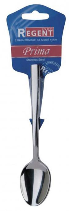 Набор чайных ложек Regent Inox Prima, 3 шт93-CU-PR-04.3Набор Prima состоит из 3 чайных ложек, выполненных из нержавеющей стали. Ручки ложек оформлены глянцевой полировкой с фигурной штамповкой, что придает им строгость и изысканность.Сервировка праздничного стола таким набором станет великолепным украшением любого торжества. Характеристики:Материал: нержавеющая сталь. Длина прибора: 13,7 см. Длина основания: 4,5 см. Ширина основания: 3 см. Производитель: Италия. Артикул: 93-CU-PR-04.3.