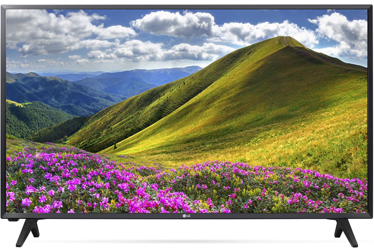LG 43LJ500V телевизор90000003911С LG 43LJ500V вы можете воспроизводить фильмы, музыку и фото максимально удобным способом - прямо с USB-флэшки или жесткого диска.Телевизор оснащен портами HDMI - для максимального качества звука и картинки. HDMI - это мультимедийный интерфейс высокой четкости. Единый стандарт HDMI позволяет получать новому телевизору LG максимально четкий аудио и видеосигнал.Революционное качество изображения и цвета. Разрешение Full HD 1080p отвечает стандартам высокой четкости, отображая на экране 1080 (прогрессивных) линий разрешения, для более четкого и детального изображения. Как выбрать телевизор – статья на OZON Гид.