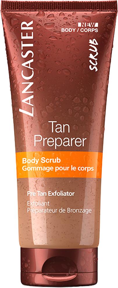 Lancaster Self Tan Скраб для тела для подготовки к загару, 200 мл40333119000Гладкая и увлажненная кожа Смягчает кожу Позволяет получить равномерный загар Помогает продлить загар