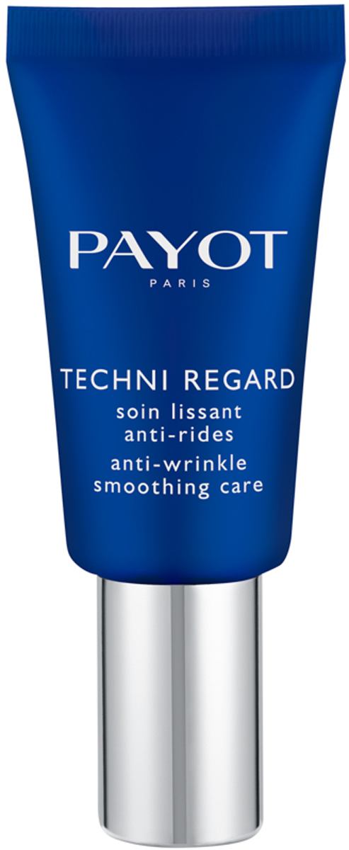 Payot Techni Liss Разглаживающий крем-флюид для контура глаз, 15 мл ahava time to hydrate нежный крем для глаз 15 мл