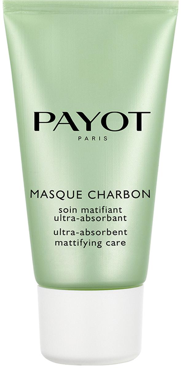 Payot Pate Grise Очищающая матирующая угольная маска, 50 мл303942Маска рекомендуется для жирной кожи с воспалениями. Она глубоко очищает кожу и поры, уменьшает воспаления и заживляет их, матирует, регулирует выработку себума, выводит токсины, выравнивает микрорельеф кожи. Воспаления и черные точки заметно уменьшены.