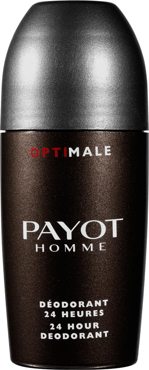 Payot Optimale Дезодорант-ролик, 75 мл65116559Освежающий антитранспирант предотвращает потоотделение на протяжении всего дня. Шариковая система обеспечивает простое и быстрое использование. Не содержит спирт, дезодорант подходит для всех типов кожи.