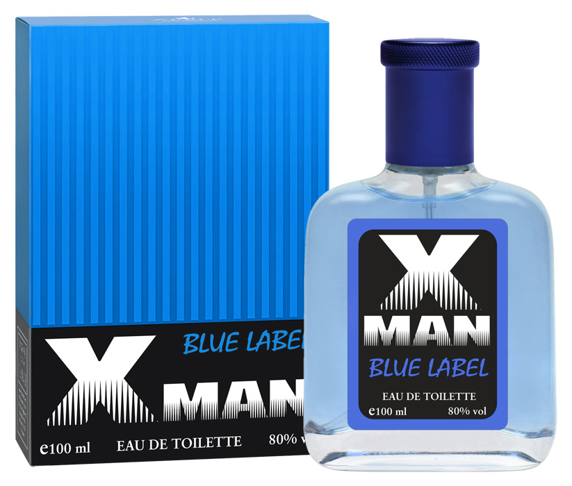 Apple Parfums Туалетная вода X Man Blue Label мужская 100