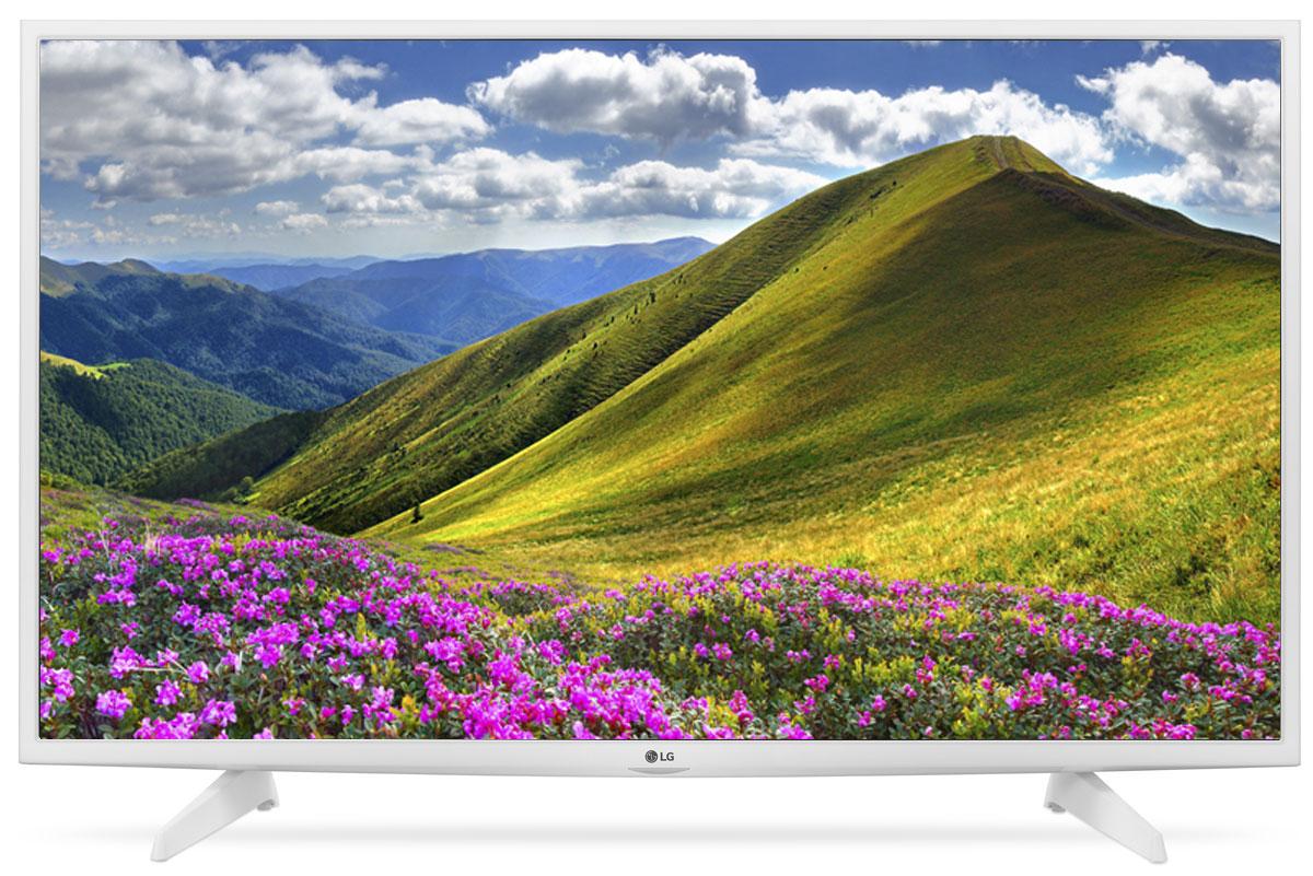 LG 43LJ519V телевизор90000002059С LG 43LJ519V вы можете воспроизводить фильмы, музыку и фото максимально удобным способом - прямо с USB-флэшки или жесткого диска.Телевизор оснащен портами HDMI - для максимального качества звука и картинки. HDMI - это мультимедийный интерфейс высокой четкости. Единый стандарт HDMI позволяет получать новому телевизору LG максимально четкий аудио и видеосигнал.По-новому глубокие и насыщенные цвета. Помимо улучшения цветопередачи, уникальные технологии обработки изображения отвечают за регулировку тона, насыщенности и яркости.Революционное качество изображения и цвета. Разрешение Full HD 1080p отвечает стандартам высокой четкости, отображая на экране 1080 (прогрессивных) линий разрешения, для более четкого и детального изображения.Улучшить изображение? Запросто! При использовании механизма масштабирования разрешения Resolution Upscaler изображения любого качества выглядят существенно лучше.Virtual Surround — звук, меняющий реальность. Функция Virtual Surround создает реалистичный, объемный звук. Вы словно переноситесь в новую реальность, где ярко ощущаются все биты и полутона.Встроенные игры для яркого отдыха. С LG 43LJ519V вам доступно максимум развлечений. Больше бесплатных игр для вашего нового телевизора — на официальном сайте LG.