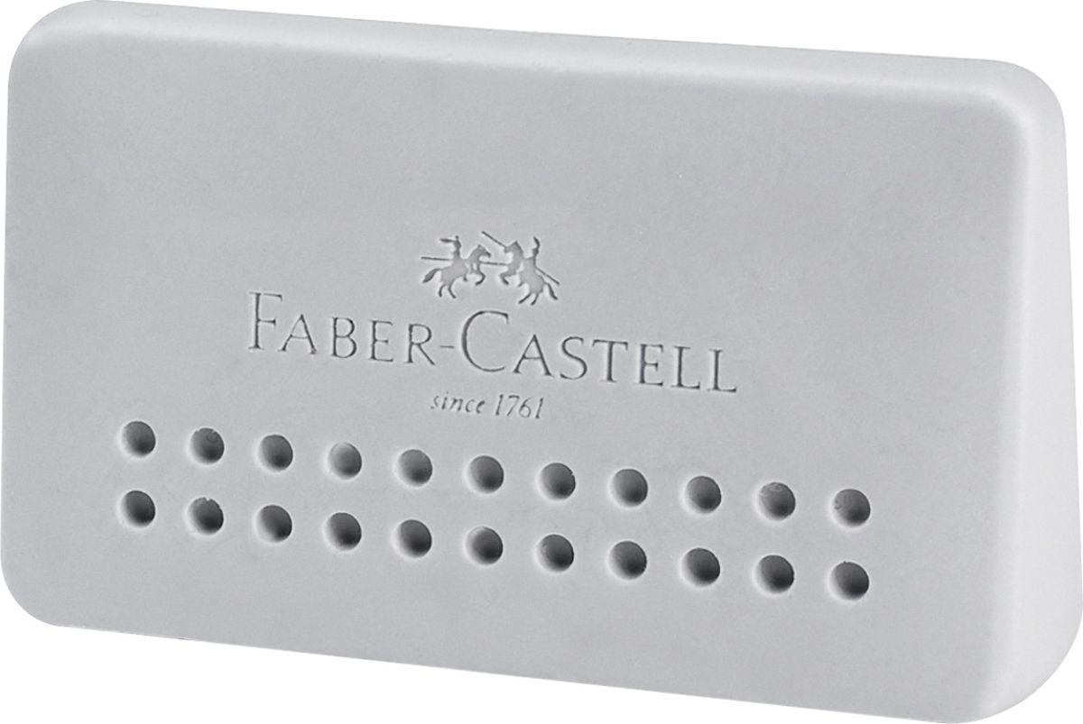 Faber-Castell Ластик Grip Edge faber pareo
