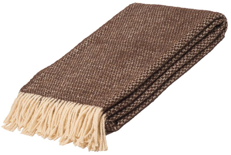 Плед Руно Монреаль, цвет: коричневый, розовый, 140 х 200 см. 1-291-140(02)1-291-140(02)Плед Руно Монреальгармонично впишется в интерьер вашего дома и создаст атмосферу уюта и комфорта. Чрезвычайно мягкий и теплый плед с кистями изготовлен из натуральной овечьей шерсти. Высочайшее качество материала гарантирует безопасность не только взрослых, но и самых маленьких членов семьи.Плед - это такой подарок, который будет всегда актуален, особенно для ваших родных и близких, ведь вы дарите им частичку своего тепла!Размер: 140 х 200 см.