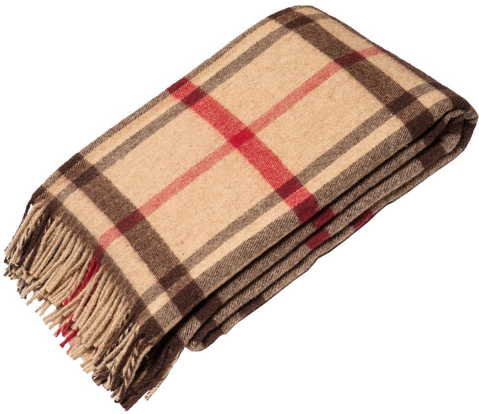 Плед Руно Лондон, цвет: бежевый, черный, красный, 170 х 200 см. 1-522-170(02)1-522-170(02)Плед Руно Лондон гармонично впишется в интерьер вашего дома и создаст атмосферу уюта и комфорта. Чрезвычайно мягкий и теплый плед с кистями изготовлен из натуральной овечьей шерсти. Высочайшее качество материала гарантирует безопасность не только взрослых, но и самых маленьких членов семьи.Плед - это такой подарок, который будет всегда актуален, особенно для ваших родных и близких, ведь вы дарите им частичку своего тепла!