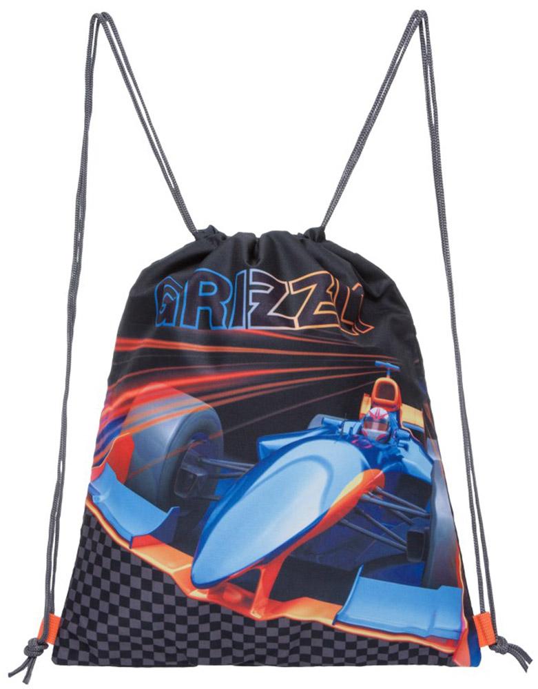 Grizzly Мешок для сменной обуви OM-770-5/1 grizzly мешок для сменной обуви футбол цвет синий
