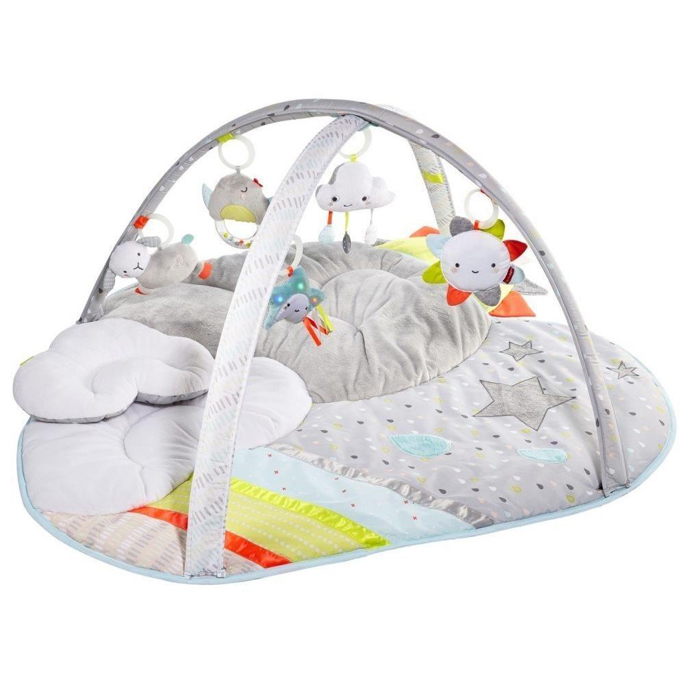 Skip Hop Развивающий коврик с дугами Тучки развивающий коврик baby mix мишка на волнах 3261ce 62104