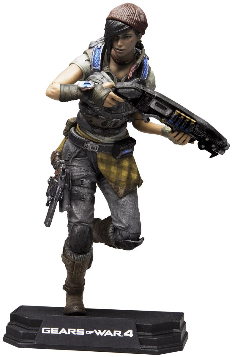 Gears of War 4. Фигурка Kait Diaz фигурка mcfarlane toys gears of war 4 jd fenix 17 см