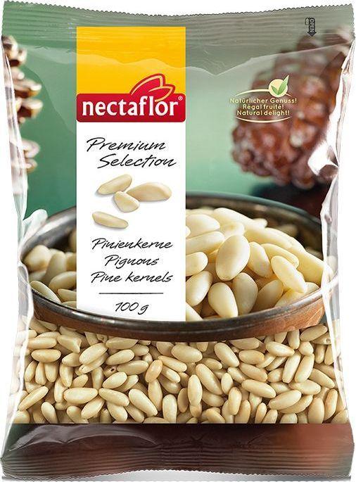 Nectaflor орех кедровый очищенный, 100 г соус gran cucina с оливками таджаске 180 г