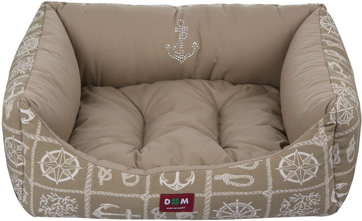 Лежак для животных Dogmoda Морской, 52 x 49 x 18. DM-160360
