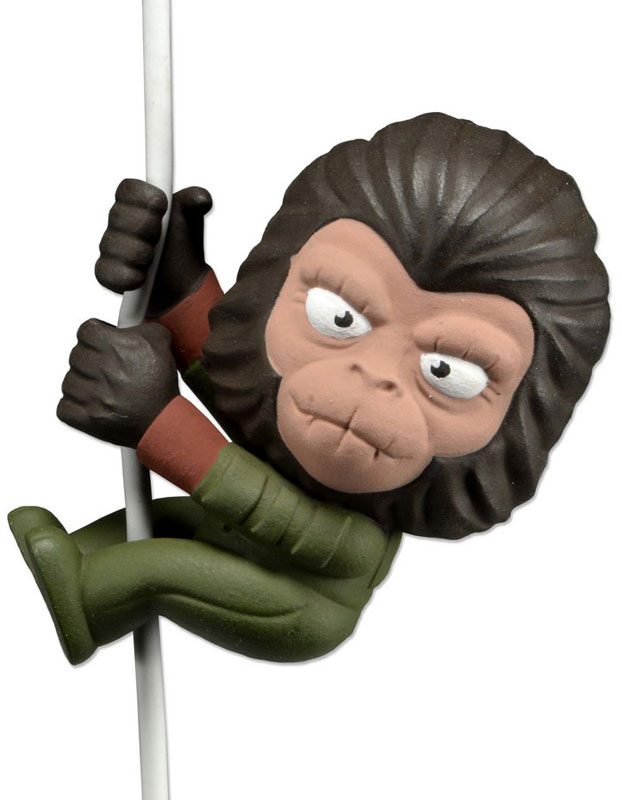 Planet of the Apes. Мини-фигурка Cornelius Scalers фигурки игрушки neca фигурка planet of the apes 7 series 1 dr zaius