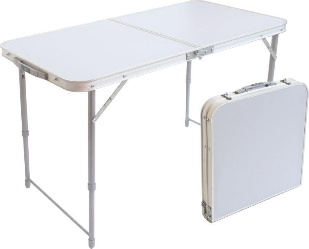 Стол складной чемодан WILDMAN81-578Стол складной прекрасно подойдет для пикника на природе или отдыха на даче. Он весьма компактен, мобилен и удобен в использовании.