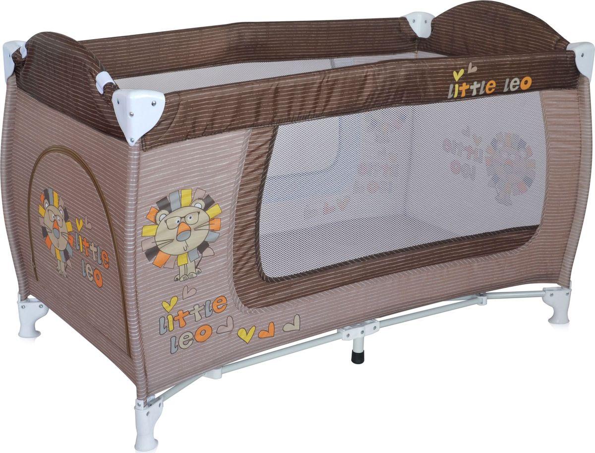 Lorelli Манеж Danny 1 цвет бежевый3800151960324Детский манеж-кровать для детей от 6 мес. до 3 лет. Яркие расцветки, приятны для мамы и малыша. Манеж безопасен для игр и сна малыша, надежная установка и безопасность. Размеры манежа 120х60х72 см. вес 8,4кг. Манеж имеет боковой лаз на молнии, легкую систему складывания и раскладывания. Сумку - чехол для переноски манежа. Матрасик в комплетке на дно манежа.
