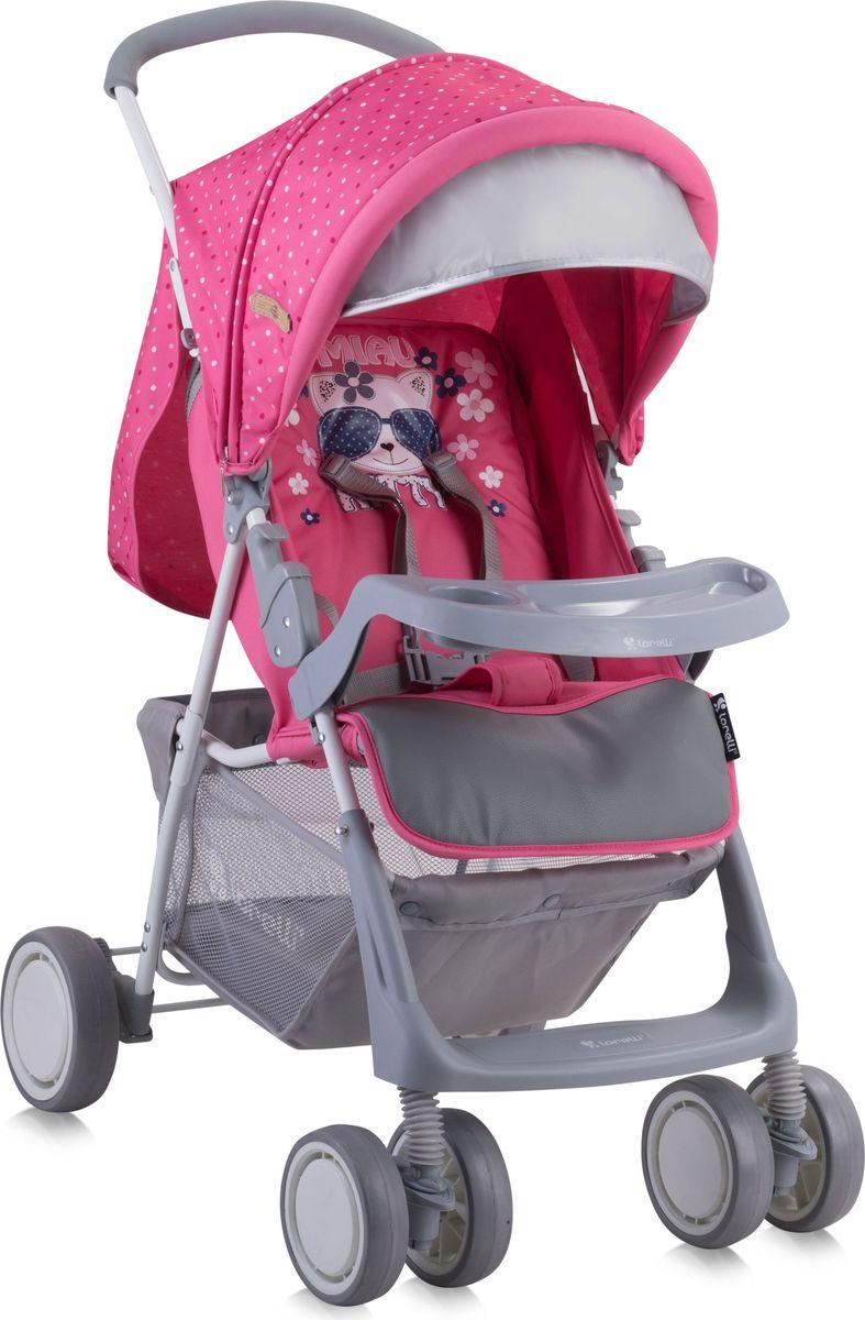 Lorelli Коляска прогулочная Terra цвет розовый -  Коляски и аксессуары