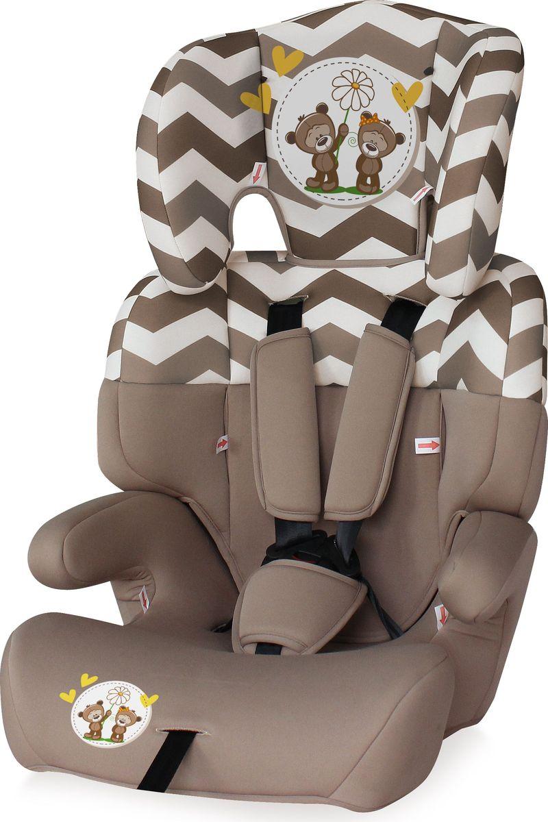 Lorelli Автокресло Junior цвет бежевый от 9 до 36 кг3800151918066Автокресло Lorelli Junior - отличное решение для родителей, которые ищут оптимальное сочетание качества и умеренной стоимости.Специальная, усиленная защита от боковых ударов и возможность регулирования сиденья и ремней в соответствии с ростом ребенка, позволяют обеспечить максимальный уровень защиты при любых обстоятельствах. Качественный, гипоаллергенный материал автокресла поддается чистке и надолго сохраняет эстетичный внешний вид.