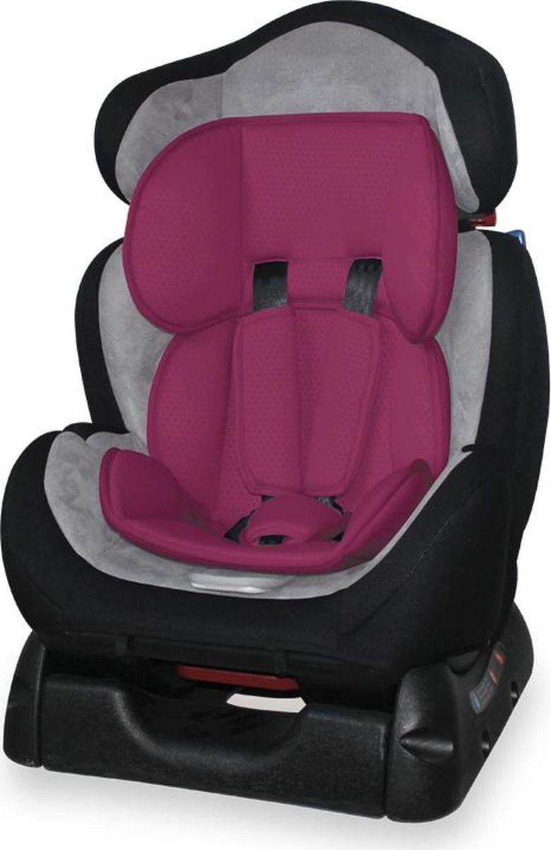 Lorelli Автокресло Safeguard цвет розовый серый от 0 до 25 кг - Автокресла и аксессуары