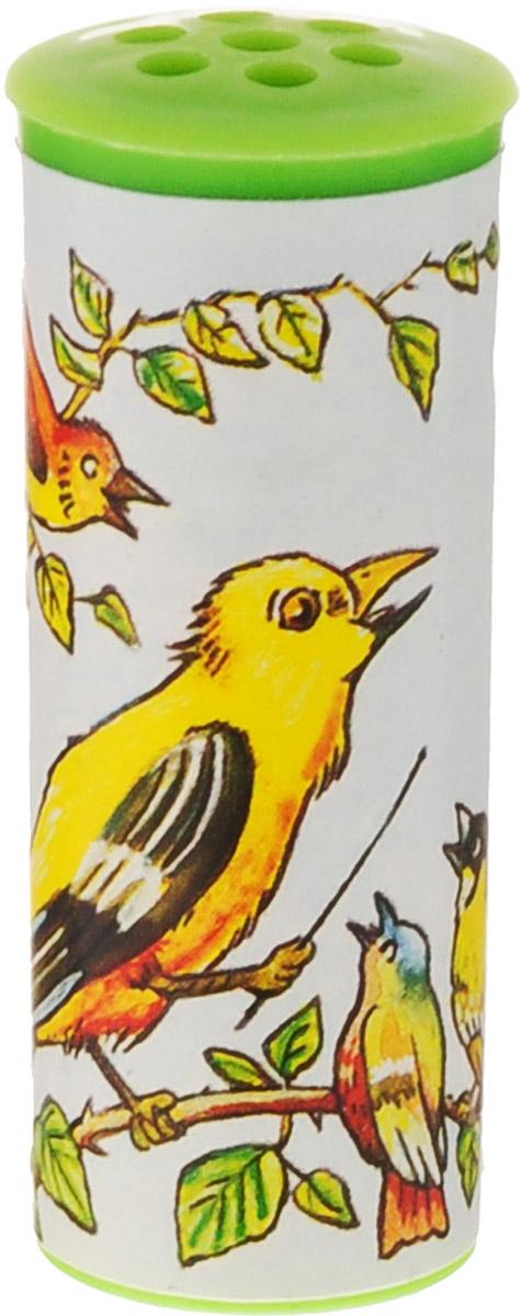 Goki Механическая игрушка Голоса животных Птичка
