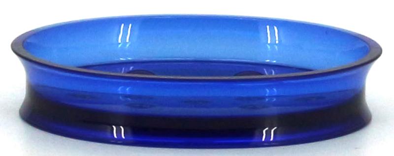 Мыльница Коллекция Шик, цвет: синийATP-463