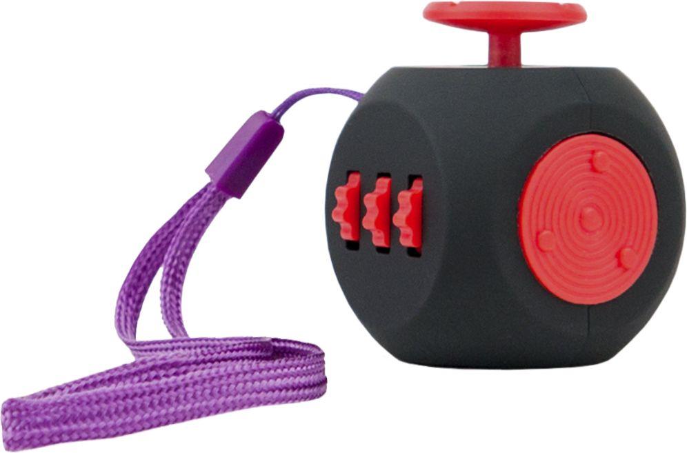 Fidget Cube 3.0 Air Игрушка-антистресс цвет черный красный fidget cube игрушка антистресс полночь