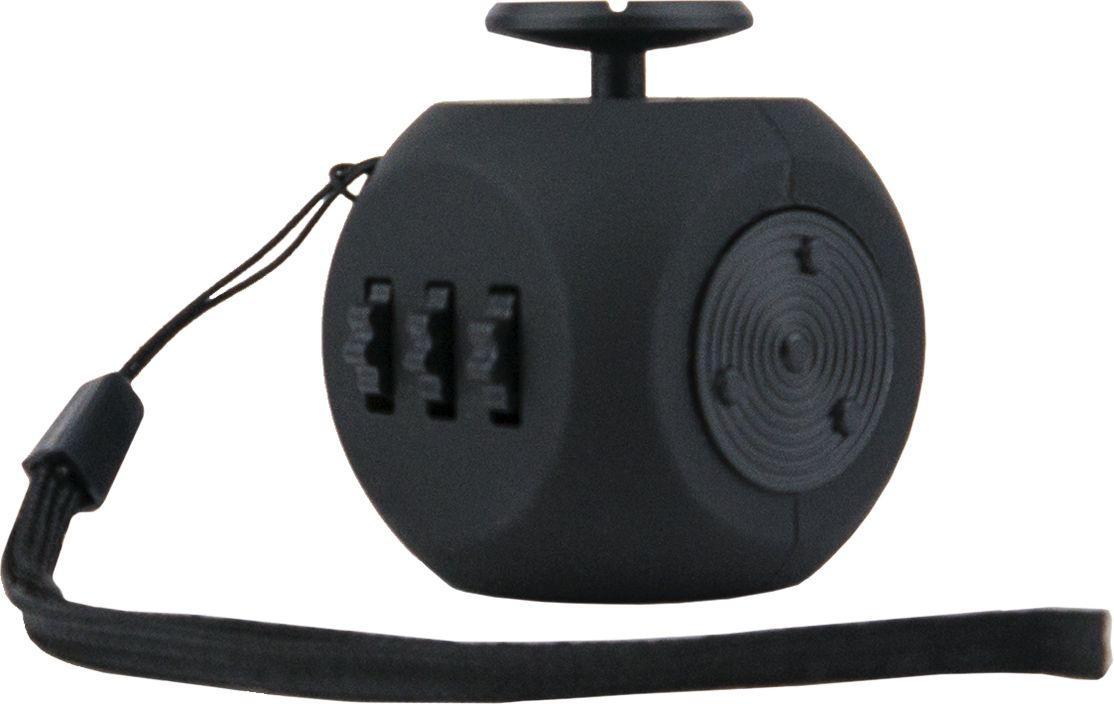 Fidget Cube 3.0 Air Игрушка-антистресс цвет черный fidget cube игрушка антистресс полночь