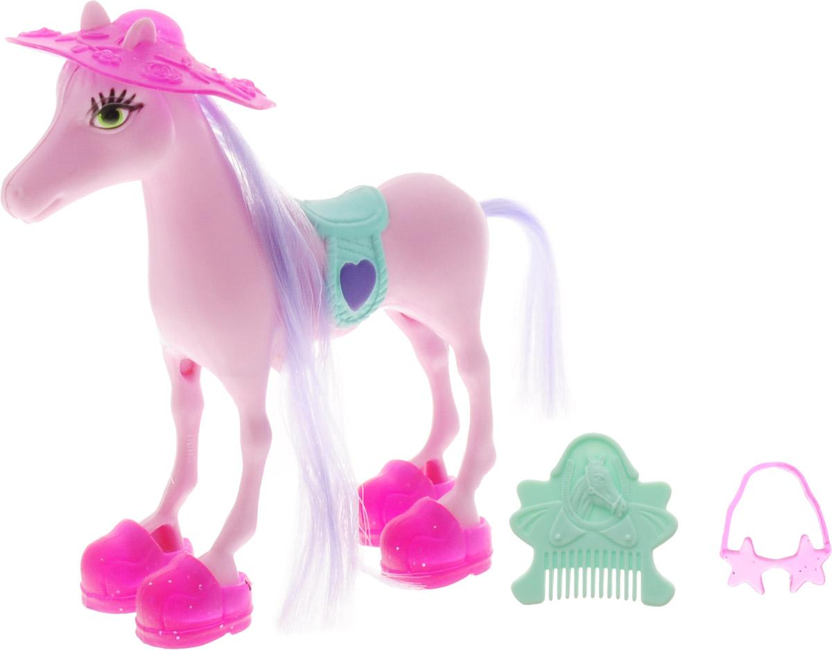 Simba Фигурка Волшебная лошадка цвет розовый