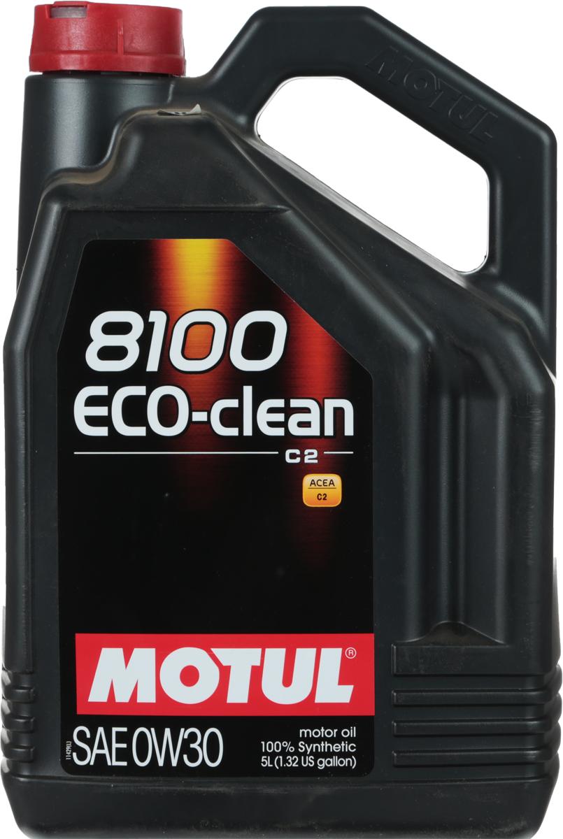 Масло моторное Motul 8100 Eco-Clean, синтетическое, 0W-30, 4 л102889Моторное масло для бензиновых и дизельных двигателей. 100% синтетическое. Высокотехнологичное 100% синтетическое энергосберегающее моторное масло. Специально разработано для автопроизводителей, требующих масла с низким трением, низкой высокотемпературной вязкостью (HTHS менее 3,5 мПа.с), сниженным содержанием сульфатной золы (?0,8%), фосфора (0.07%-0.09%), серы (?0.3%) - Mid SAPS.Применяется для автомобилей последнего поколения, оснащенных бензиновыми и дизельными двигателями, в том числе с непосредственным впрыском, отвечающих требованиям стандартов Евро IV и Евро V, требующих использования в них энергосберегающих масел стандарта ACEA C2. Совместимо с каталитическими конвертерами и сажевыми фильтрами (DPF) системы очистки выхлопных газов. ACEA Стандарты: ACEA C2API Стандарты: API PERFORMANCE SNОдобрения: FORD WSS M2C 950A; FIAT 9.55535-GS1/DS1