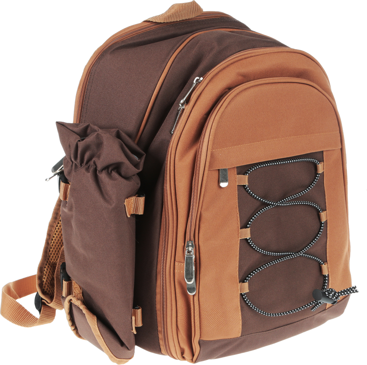 Набор для пикника  Green Glade , цвет: коричневый, 36 предметов. 3141 -