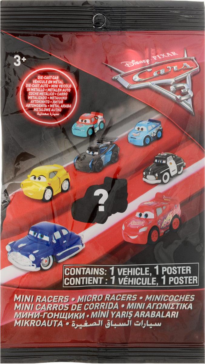 Cars Машинка Мини-гонщики