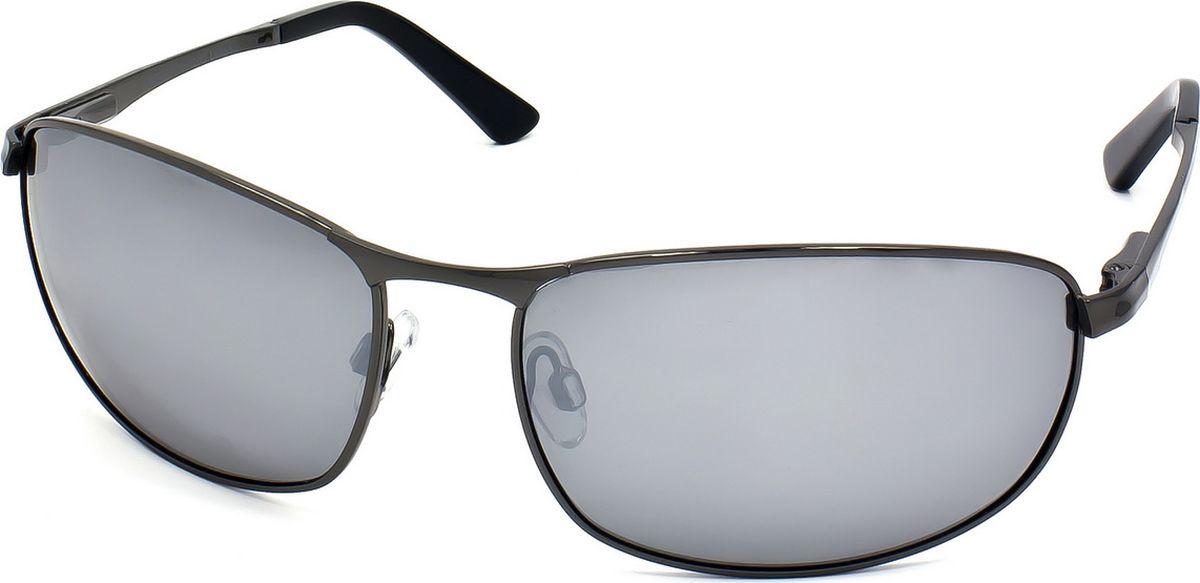 Очки поляризационные мужские Legna, цвет: серый металлик, серый. S4703AINT-06501Солнцезащитные очки LEGNA с поляризационными линзами превосходно предохраняют глаза от любого рода вредных бликов и УФ-лучей, что делает вождение безопасным и комфортным. Также очки LEGNA ничем не уступают самым известным маркам и брендам в эстетической части. Благодаря линзам премиум класса очки LEGNA прекрасно подходят для повседневной носки, занятий спортом, отдыха и конечно для использования за рулем.