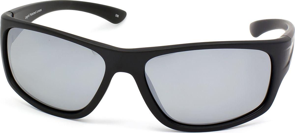 Очки поляризационные Legna, цвет: серый металлик, черный. S7704AINT-06501Солнцезащитные очки LEGNA с поляризационными линзами превосходно предохраняют глаза от любого рода вредных бликов и УФ-лучей, что делает вождение безопасным и комфортным. Также очки LEGNA ничем не уступают самым известным маркам и брендам в эстетической части. Благодаря линзам премиум класса очки LEGNA прекрасно подходят для повседневной носки, занятий спортом, отдыха и конечно для использования за рулем.