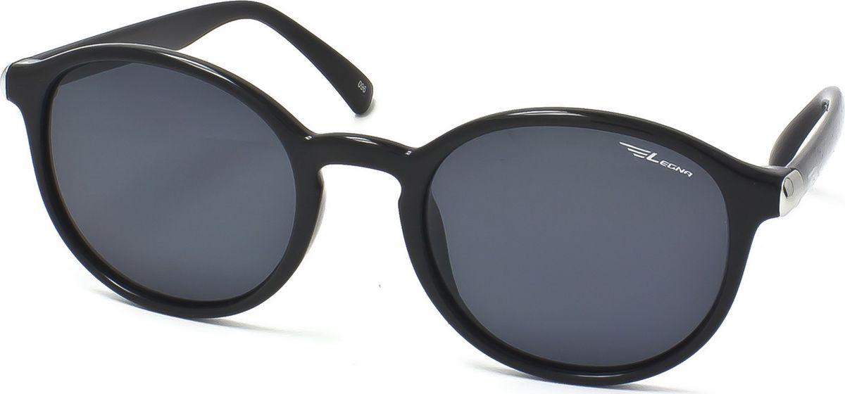 Очки поляризационные Legna, цвет: серый, черный. S8700AINT-06501Солнцезащитные очки LEGNA с поляризационными линзами превосходно предохраняют глаза от любого рода вредных бликов и УФ-лучей, что делает вождение безопасным и комфортным. Также очки LEGNA ничем не уступают самым известным маркам и брендам в эстетической части. Благодаря линзам премиум класса очки LEGNA прекрасно подходят для повседневной носки, занятий спортом, отдыха и конечно для использования за рулем.