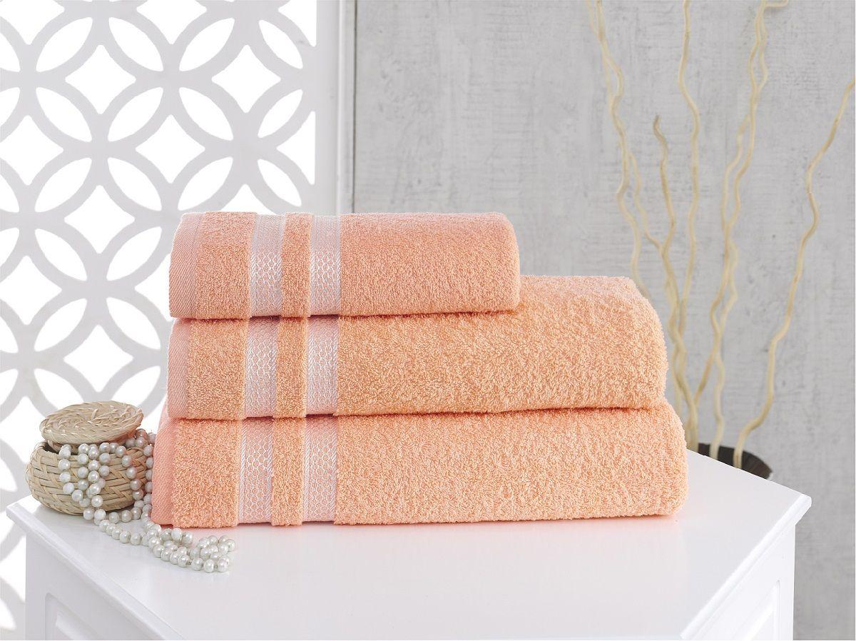 Полотенце махровое Karna Petek, цвет: персиковый, 50 х 100 см. 2146/CHAR0012146/CHAR001Махровое полотенце Karna Petek, изготовленное из натурального хлопка, прекрасно впитывает влагу и быстро сохнет. Высокая плотность ткани делает полотенце мягкими, прочными и пушистыми. Полотенце станет достойным выбором для вас и приятным подарком для ваших близких. Мягкость и высокое качество материала, из которого изготовлено полотенце, не оставит вас равнодушными. Размер: 50 х 100 см.
