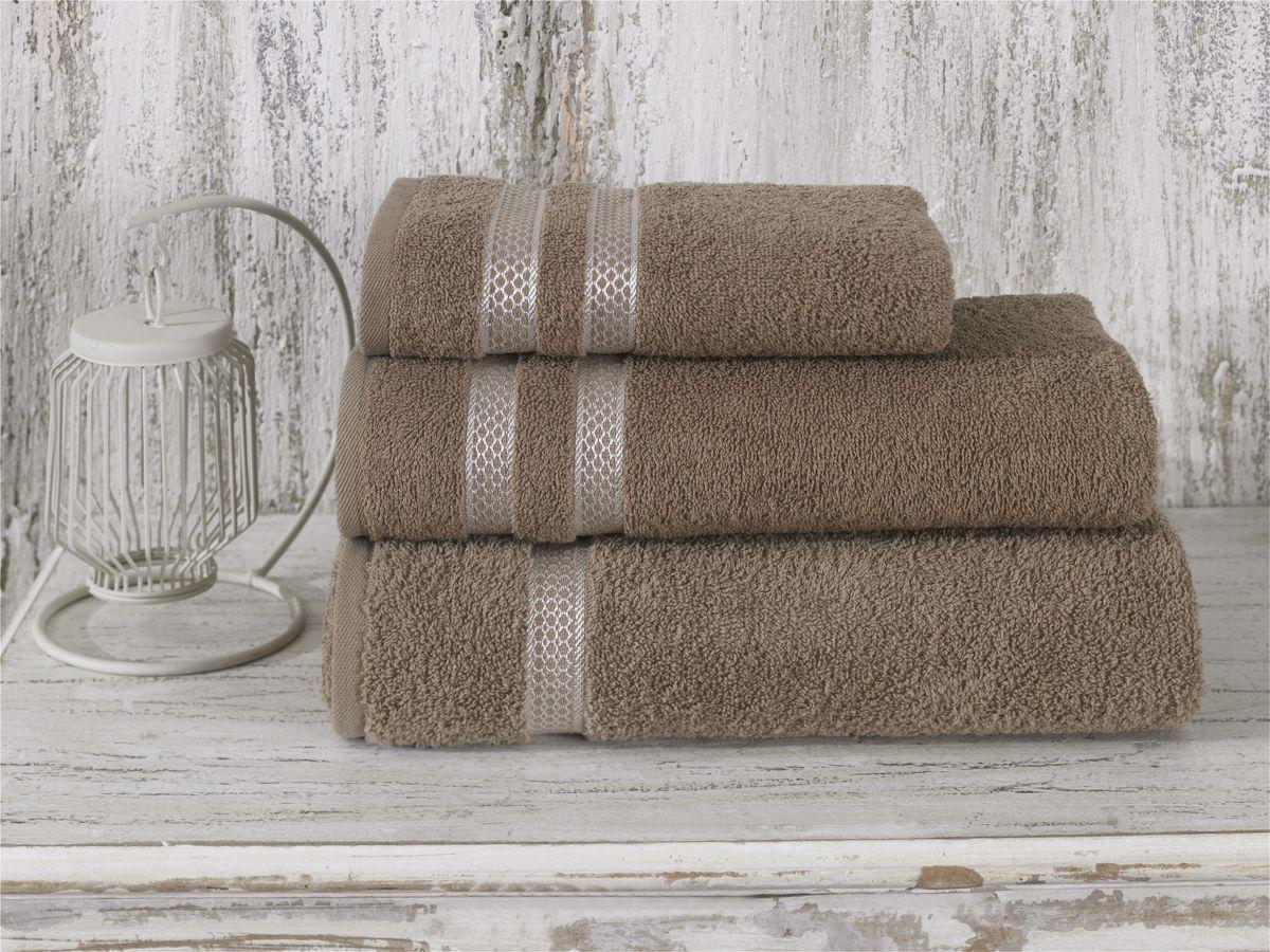 Полотенце махровое Karna Petek, цвет: кофейный, 50 х 100 см. 2146/CHAR0082146/CHAR008Махровое полотенце Karna Petek, изготовленное из натурального хлопка, прекрасно впитывает влагу и быстро сохнет. Высокая плотность ткани делает полотенце мягкими, прочными и пушистыми. Полотенце станет достойным выбором для вас и приятным подарком для ваших близких. Мягкость и высокое качество материала, из которого изготовлено полотенце, не оставит вас равнодушными. Размер: 50 х 100 см.