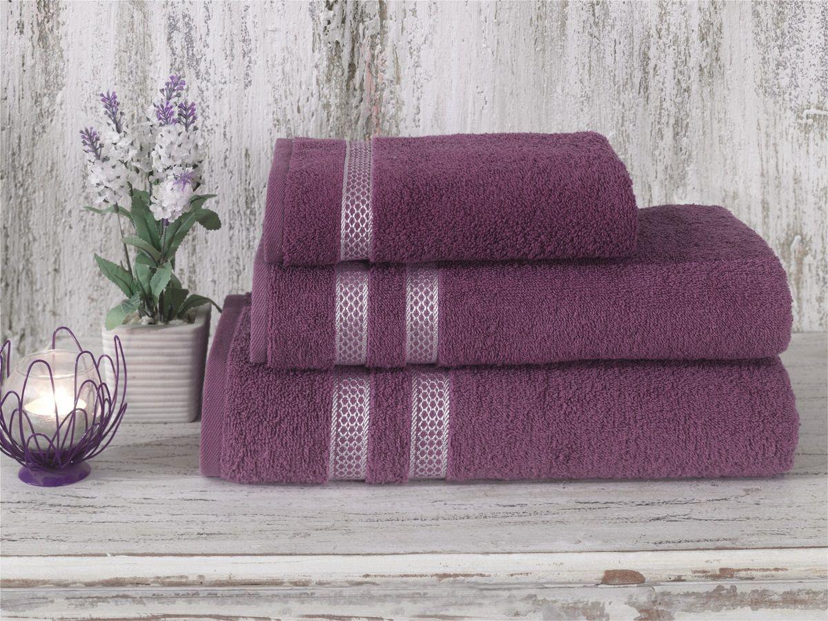 Полотенце махровое Karna Petek, цвет: фиолетовый, 50 х 100 см. 2146/CHAR0092146/CHAR009Махровое полотенце Karna Petek, изготовленное из натурального хлопка, прекрасно впитывает влагу и быстро сохнет. Высокая плотность ткани делает полотенце мягкими, прочными и пушистыми.Полотенце станет достойным выбором для вас и приятным подарком для ваших близких. Мягкость и высокое качество материала, из которого изготовлено полотенце, не оставит вас равнодушными.Размер: 50 х 100 см.