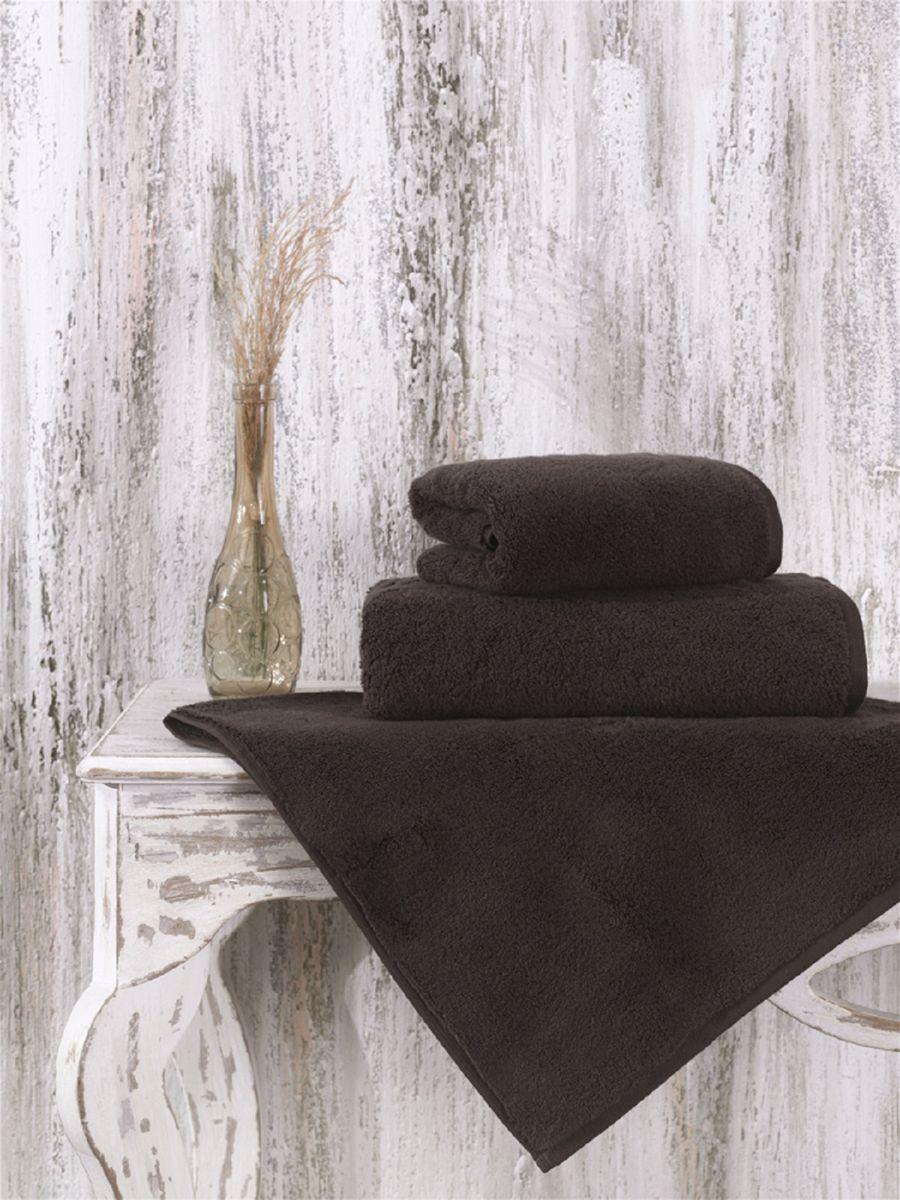 Полотенце Karna  Mora , цвет: коричневый, 70 х 140 см. 2625/CHAR001 - Полотенца